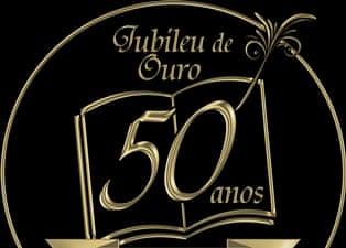 Logo do BQ50 Jubileu de Ouro 2023